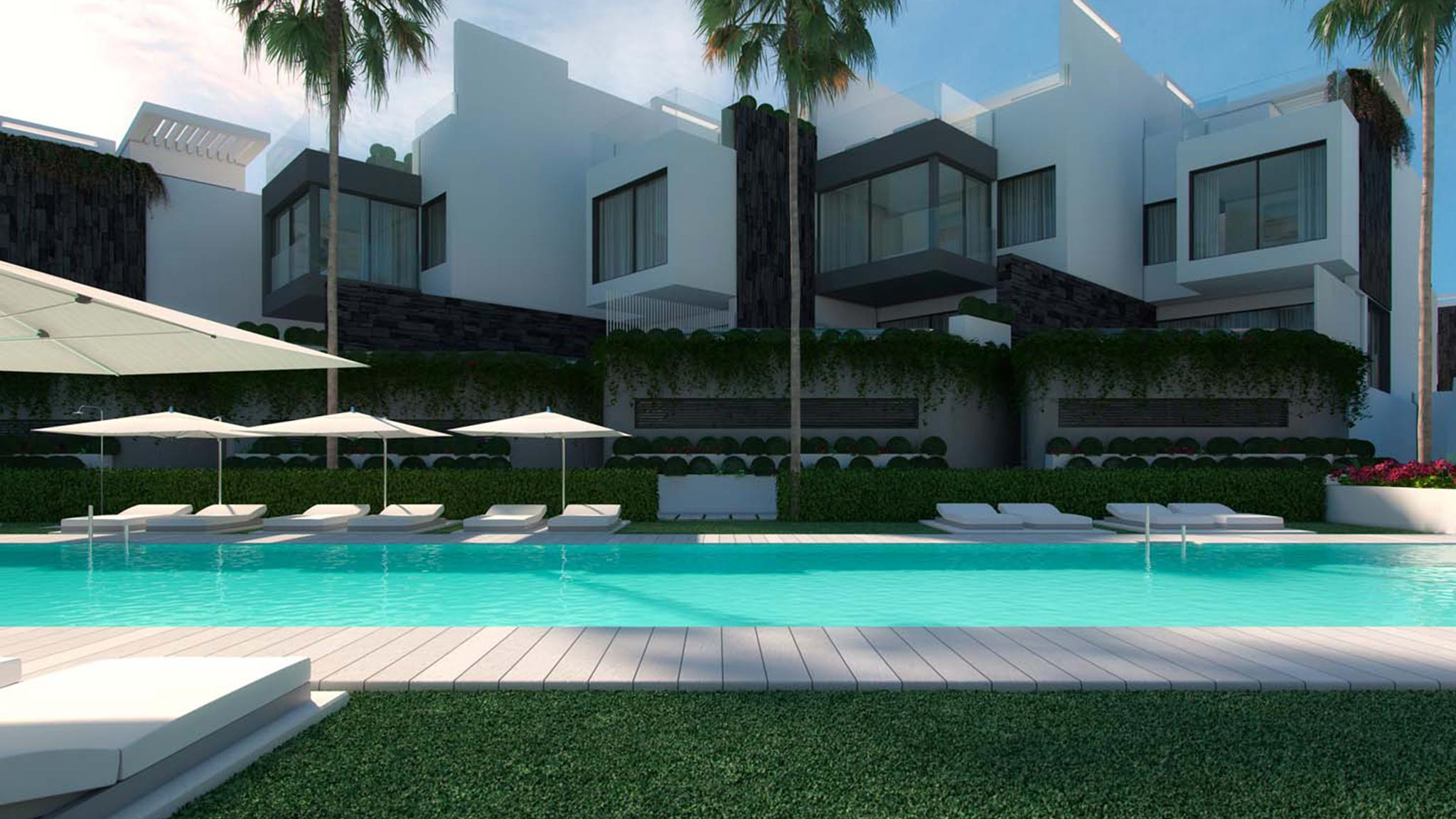 beachfront-townhouses-the-island-estepona