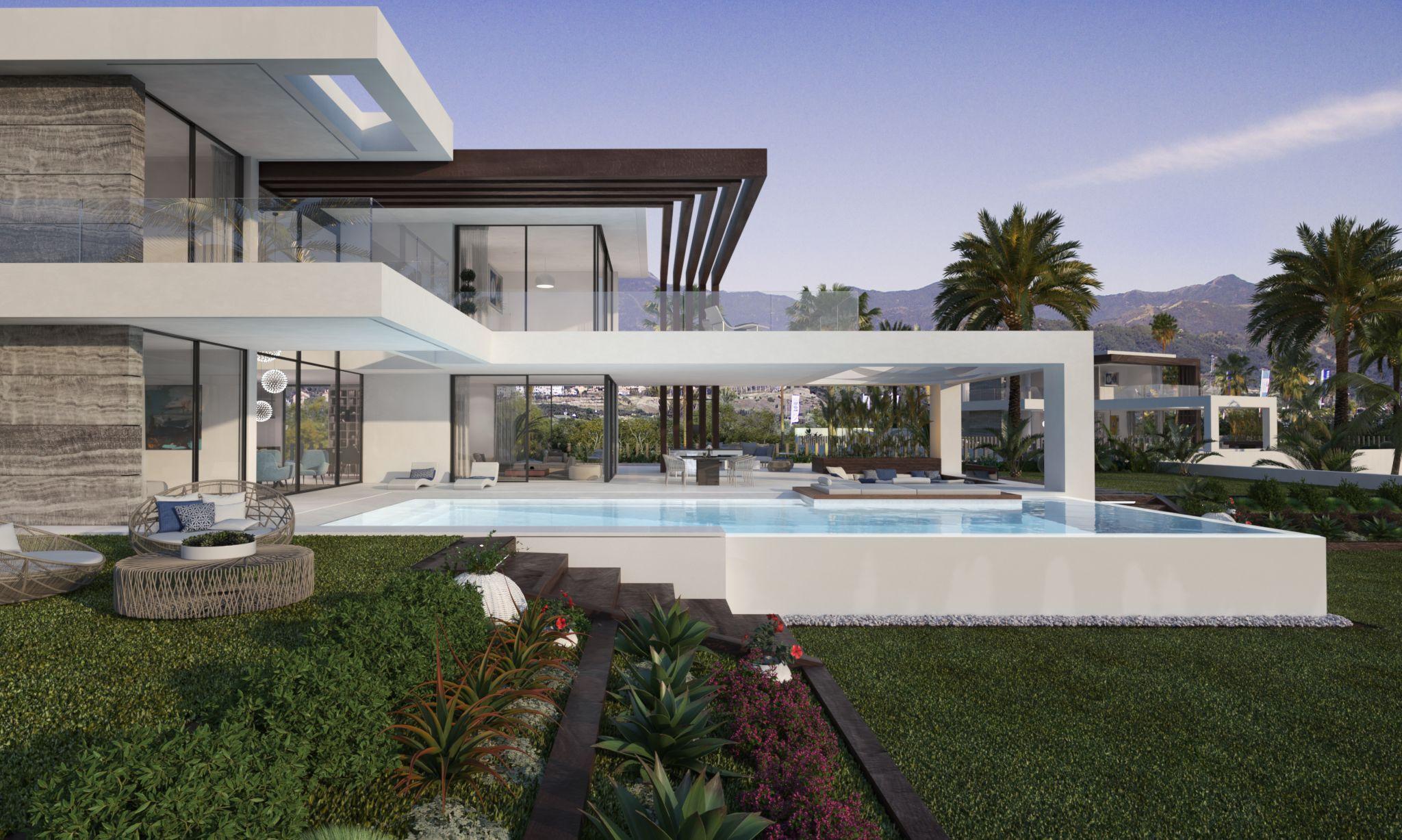Velvet Villas Pool View