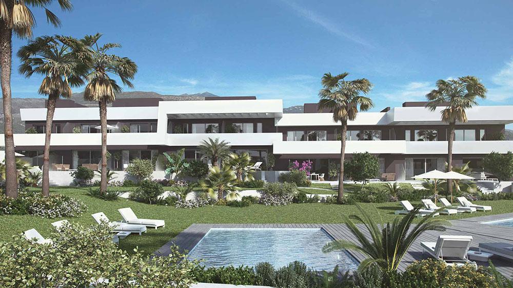 La Valvega de La Cala apartments marbella altavista property marbella