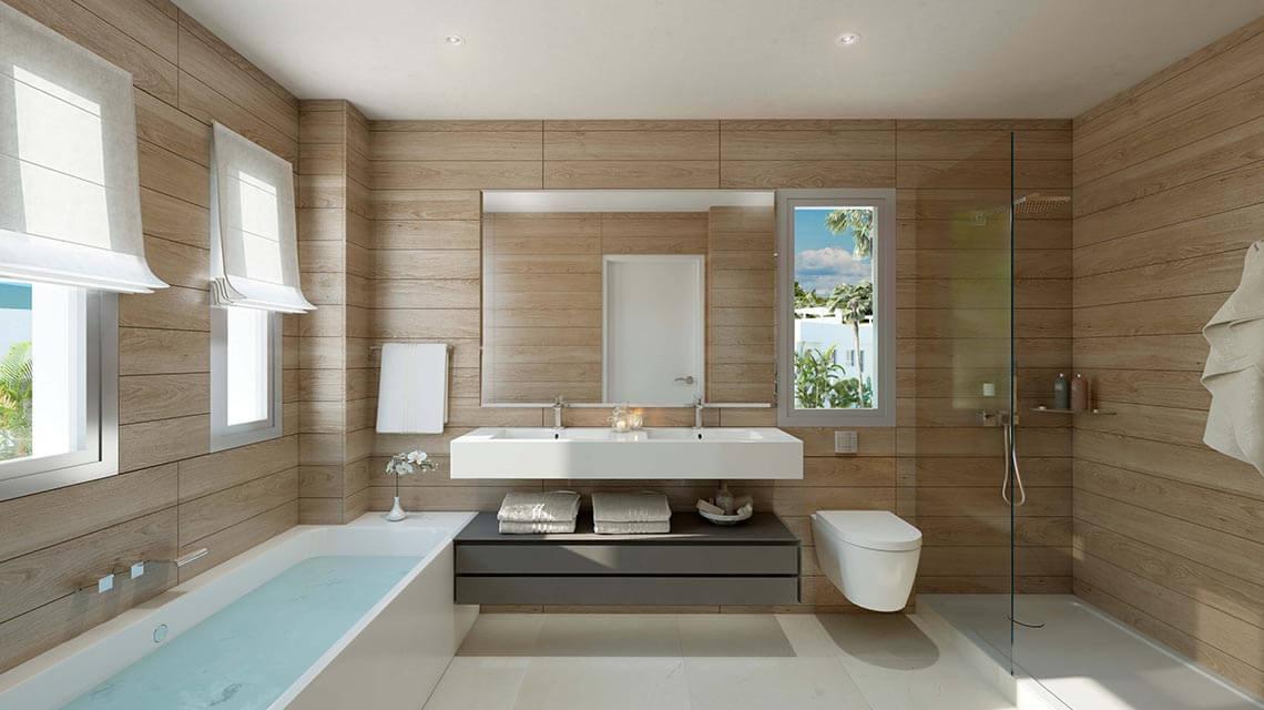 El Romeral de calahonda Bathroom