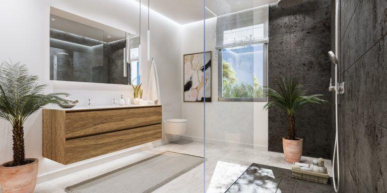 Scaninavian Bathroom