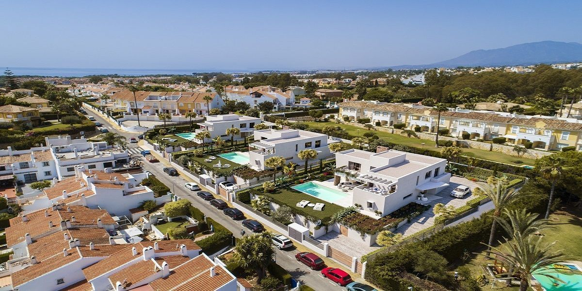 New Project in the Golden Triangle in Marbella.