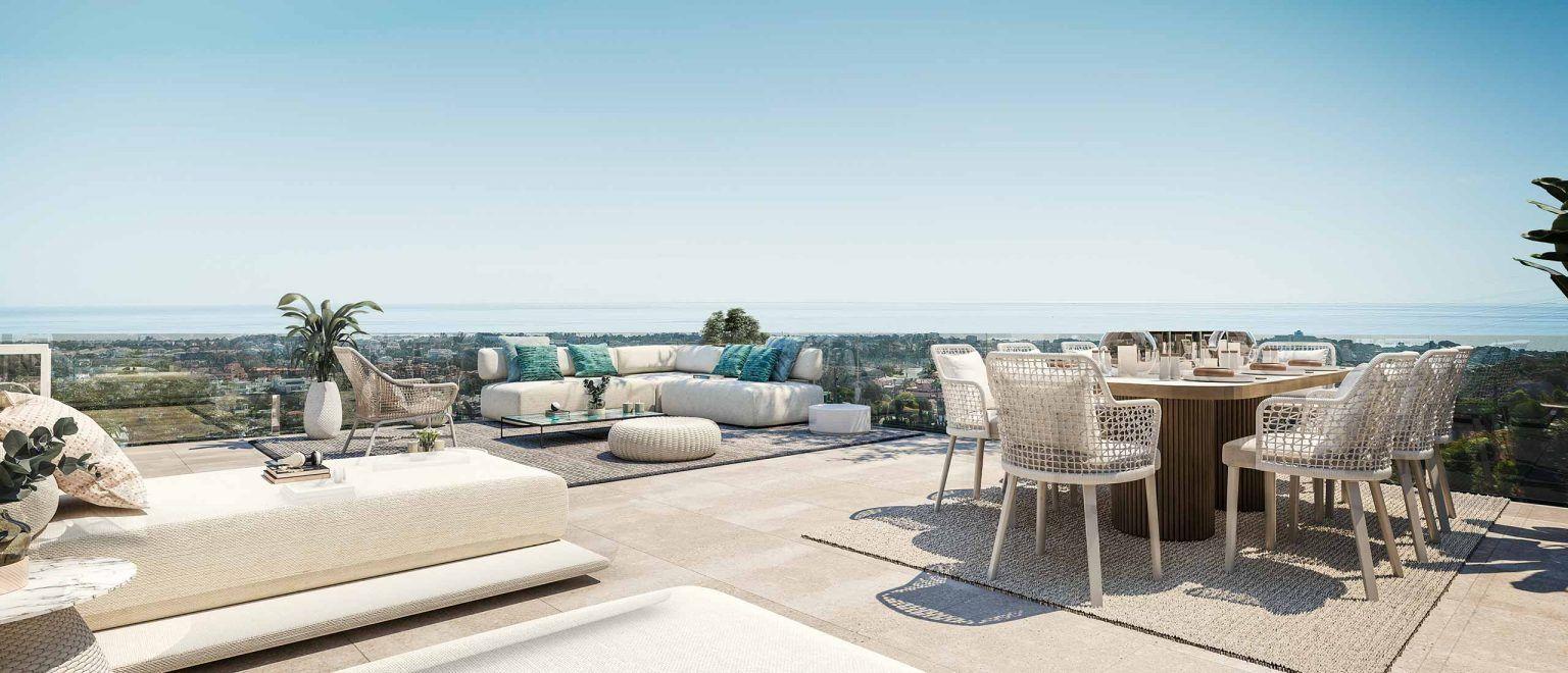 La Finca de Jasmine - Modern villas with sea view