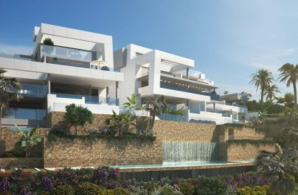 New apartments in Marbella