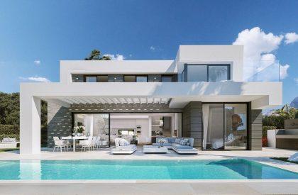 Seaview Villa in Cabopino