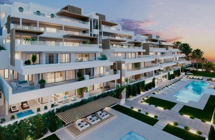 apartments with sea views