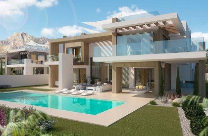 Mobius villas